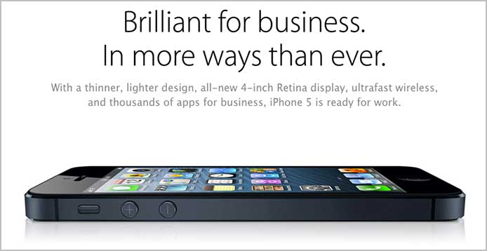 iPhone and Android to surpass BlackBerry in enterprise for first ...