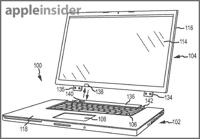 Apple Investigating Convertible Computer System With