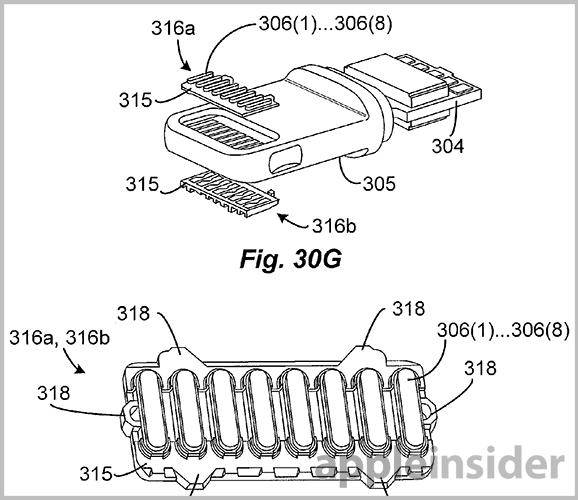 Apple Lightning Connector Wiring Diagram : Apple s lightning connector detailed in extensive new