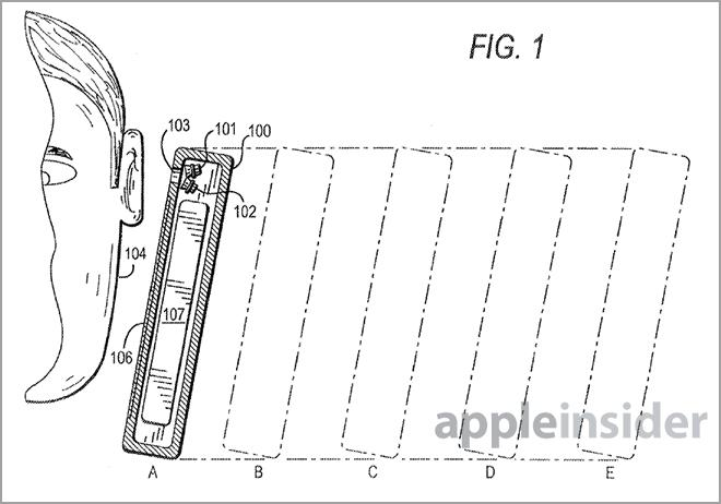 apple patent automatically adjusts iphone speaker volume
