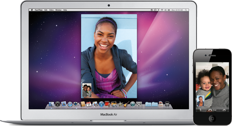 how to set up onepagecrm to use apple facetime calling