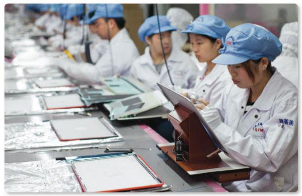 Foxconn may replace 'iPhone 6' assembly line workers with ...