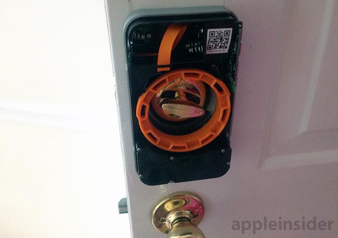 Review Lockitron Internet Connected Smart Door Lock