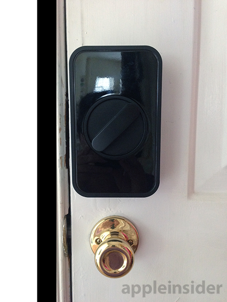 Review Lockitron Internet Connected Smart Door Lock