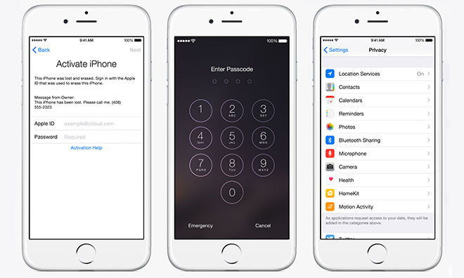 FBI director says iOS and Android privacy features put ...