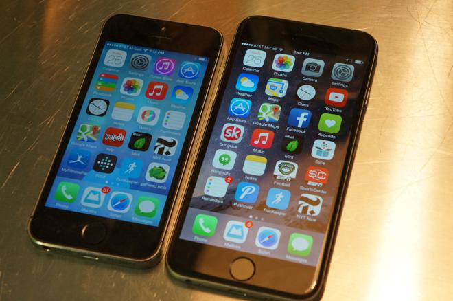 """O 4"""" iPhone 6c by mohlo mít stále zájem 20% uživatelů"""