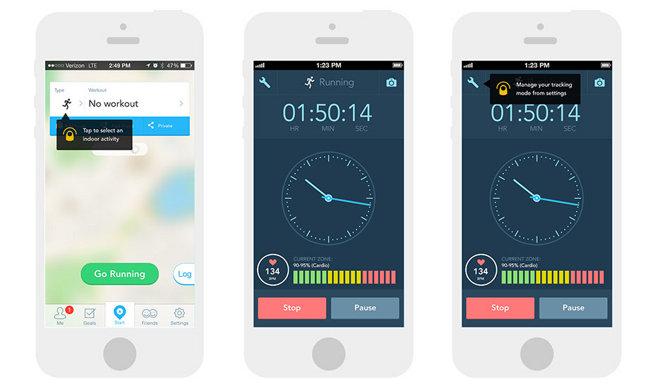 RunKeeper update adds indoor treadmill tracking, SwiftKey gains 4 new languages