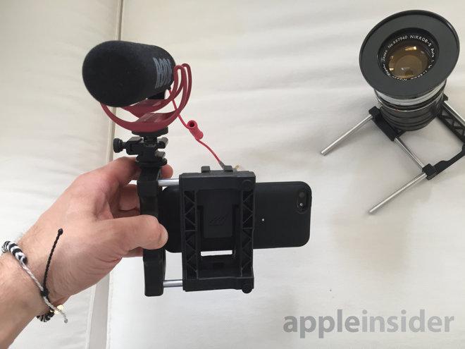 Iphone Case Tripod Adapter