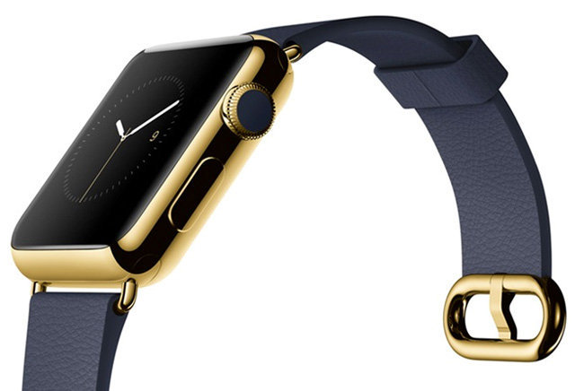 Apple may introduce less expensive gold Apple Watch, new iPad keyboard next week - report