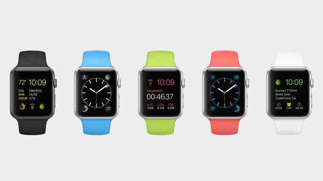 Что выбрать: Apple watch или фитнес-браслет?