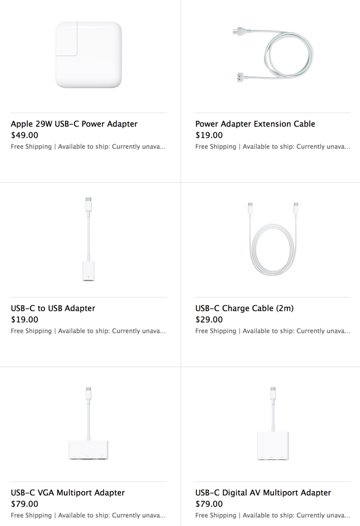 apple s new 12 macbook uses ipad style power brick brings new apple s new 12 macbook uses ipad style power brick brings new usb c breakout accessories