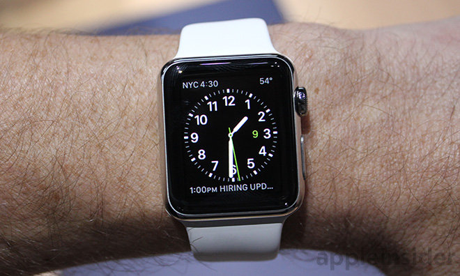 Apple Watch full specs — everything you need to know ...