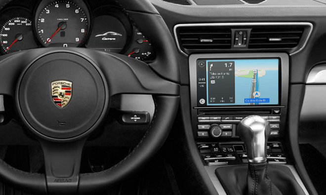 Porsche To Offer Apple Carplay In Future Models