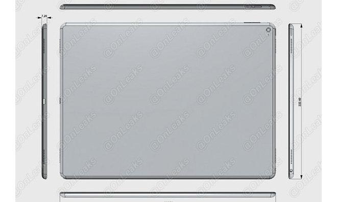 iPad Pro s bluetooth stylusem, USB-C konektorem, Force Touch displejem nebo NFC by mohl fungovat jako platební terminál