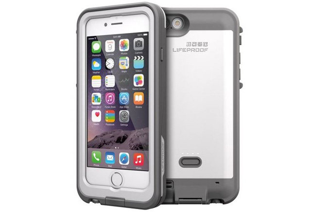 lifeproof launches ruggedized fre power battery case for