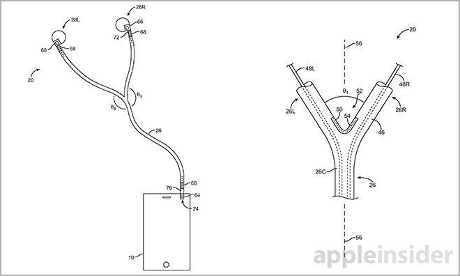 apple earphone invention detects multiple users switches audio apple earphone invention detects multiple users switches audio profiles to match