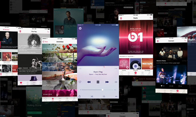 How Apple Music and the iCloud Music Library work with iTunes Match