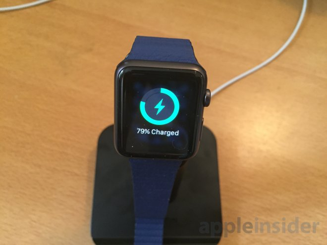 Review: Griffin WatchStand Charging Dock for Apple Watch