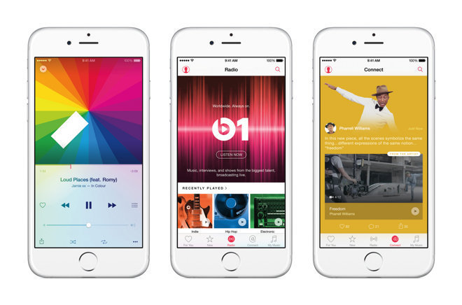 Apple Music offers a peek into the future of Apple Inc, and its stark contrast to Google and Microsoft