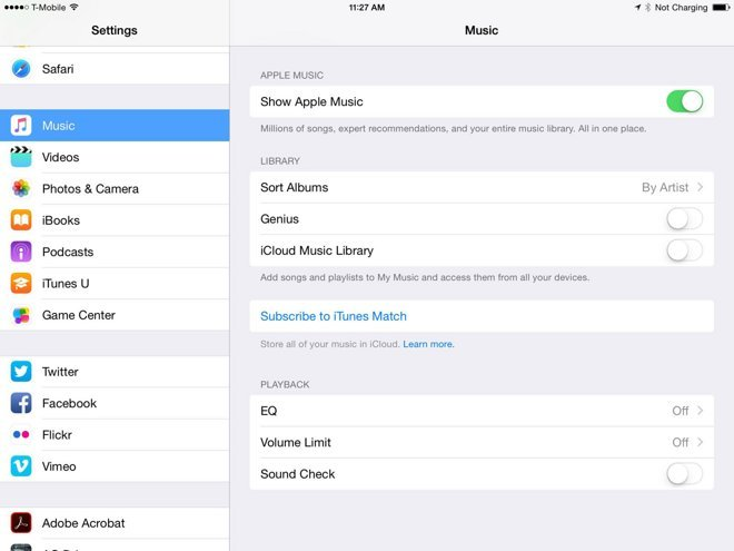 Apple Music users complain iCloud Music Library deletes, renames iTunes content