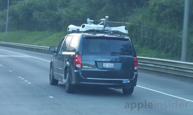 Apple Maps vehicles project expands to 13 new US states in July