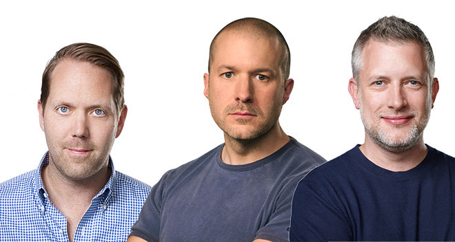 Apple officially recognizes Jony Ive's promotion, adds VP of design bios to leadership webpage
