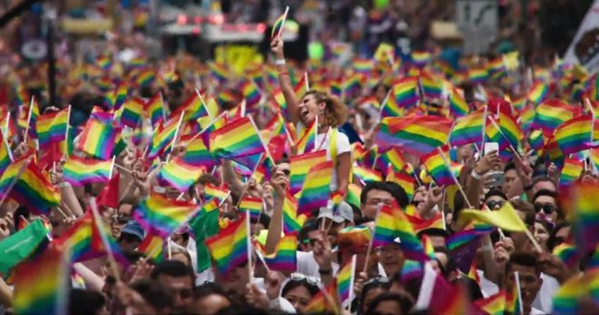 New video showcases Apple's participation in 2015 San Francisco Pride Parade