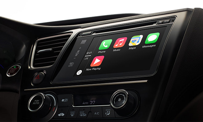 Apple's push into automotive spurs race to cash in on car-as-device gold rush