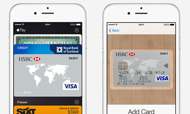 Bild zu «Apple Pay in Grossbritannien»