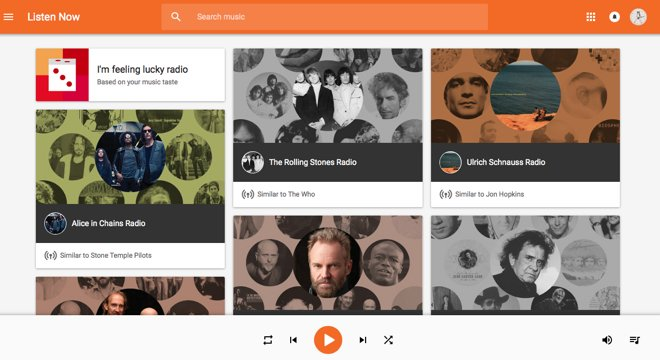 Comparison: Apple Music vs. Google Play Music All Access
