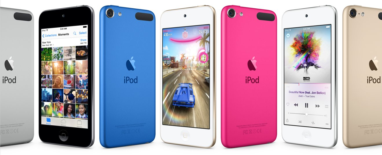 apple launches new ipod touch with 64 bit a8 cpu 8mp. Black Bedroom Furniture Sets. Home Design Ideas