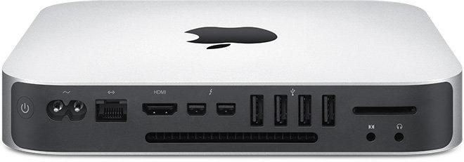 Apple vydal EMI aktualizaci firmwaru pro Mac mini