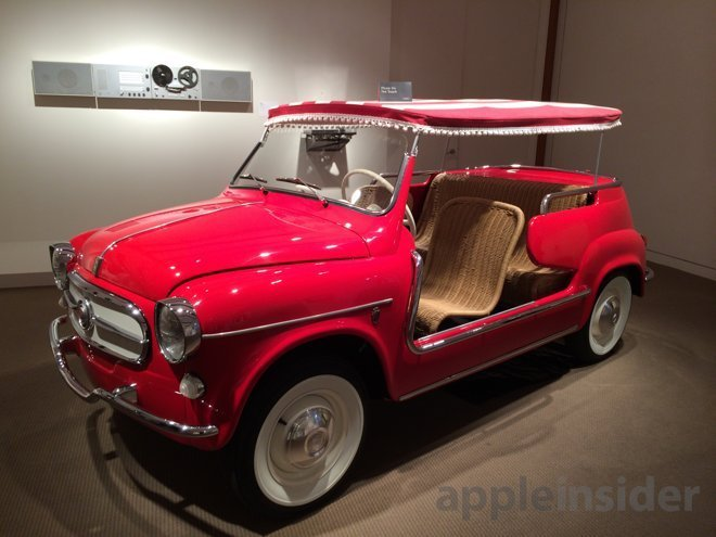 Bild zu «Apple holt sich weiteren hochkarätigen Auto-Manager»