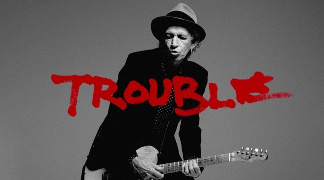 Keith Richards debuts new music video exclusively on Apple Music