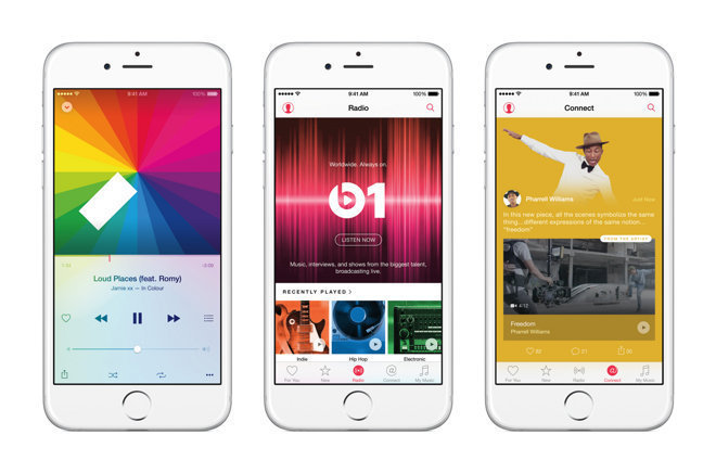 Apple Music hits 10M subscribers in four weeks, report says