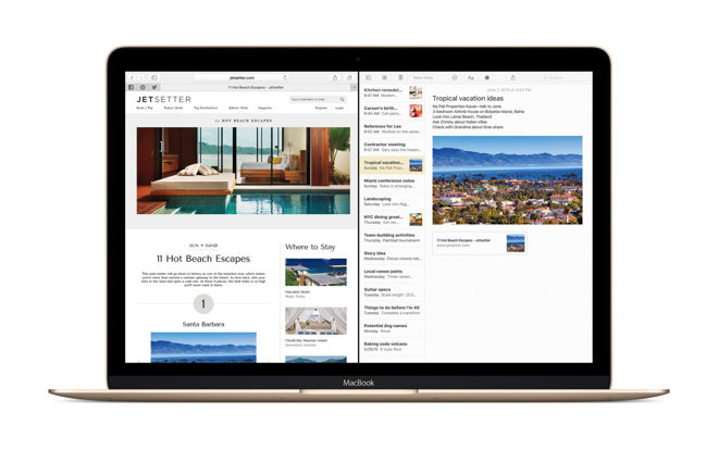 Apple releases fifth OS X 10.11 El Capitan beta to developers