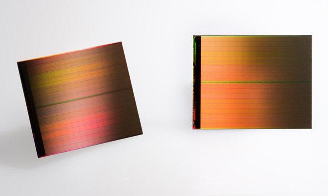 Bild zu «3D XPoint: Neuer Speicher 1000x mal schneller als Flash-NAND SSDs»