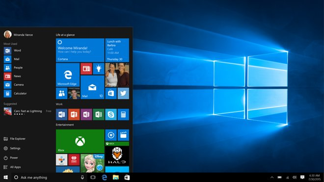 Windows 10 launches to favorable reviews, cautions about bugs and feature gaps