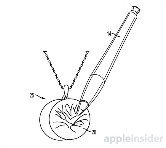 Apple má nový patent na stylus, ktorý dokáže simulovať povrchy - Svetapple.sk