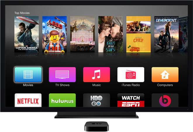New Apple TV to debut in September with touchpad remote, dedicated app store, Siri support