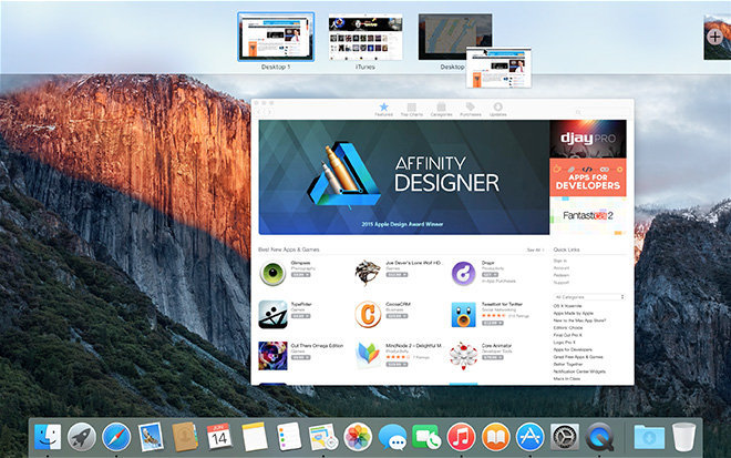 Apple issues sixth beta of OS X El Capitan to developers
