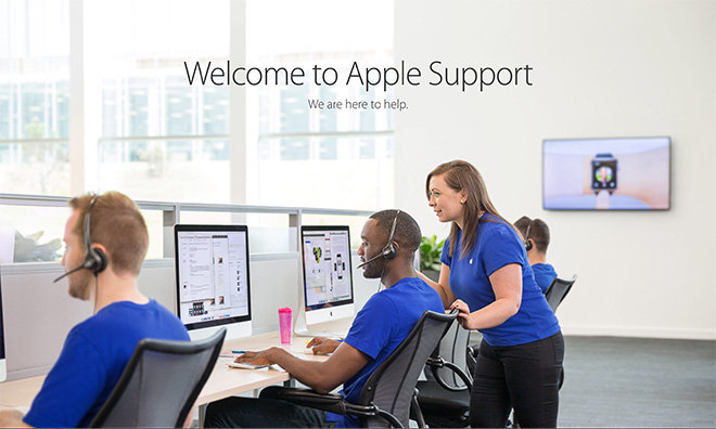Apple's customer service suffers in Q2, study says