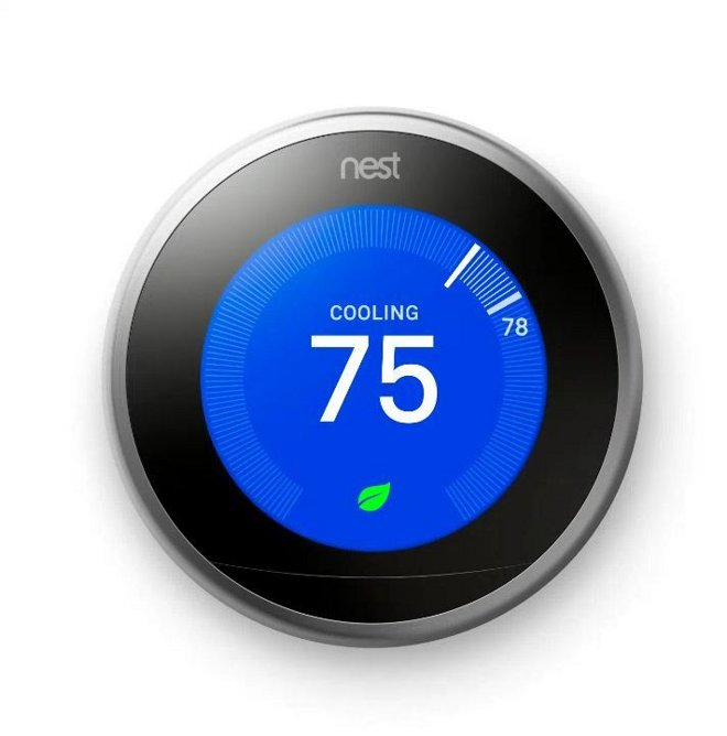 Nest introduces third-gen Thermostat with better display, Farsight wakeup