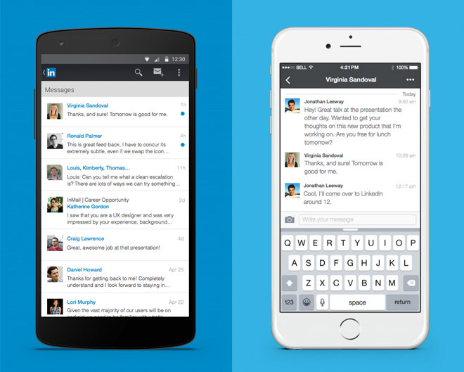 LinkedIn overhauls mobile & Web messaging functions, Instagram makes enhancements to Direct