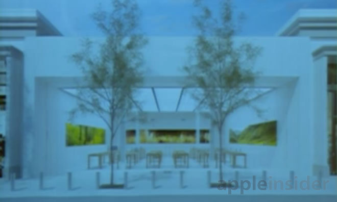 Documents reveal Apple's secretive next-generation retail store design