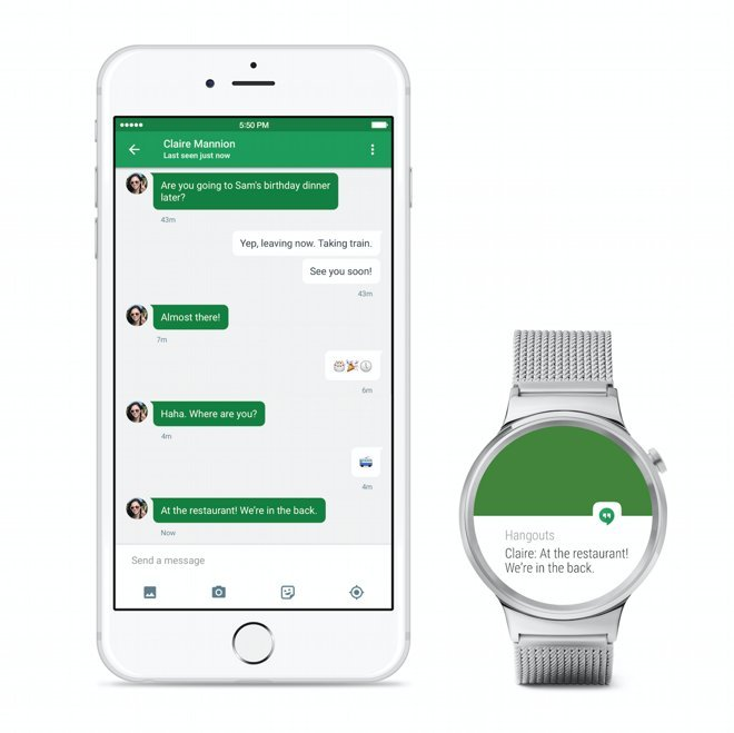 Google's Android Wear for iOS confirmed incompatible with Apple's HealthKit