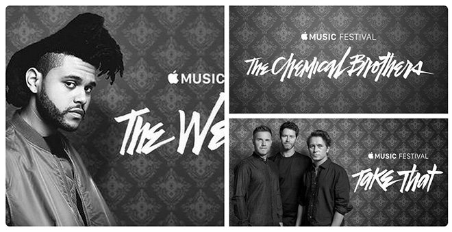 The Weeknd, The Chemical Brothers, James Bay, more added to Apple Music Festival lineup