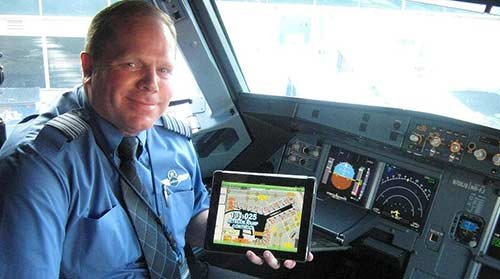 JetBlue mechanics choose iPad mini 3 for digital aircraft maintenance toolbox
