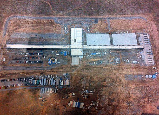 Apple koupil 200 akrů pozemku v Oregonu pro rozšíření datového centra