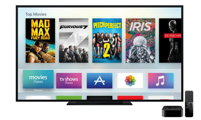 Apple to open Apple TV universal search API to third-party developers